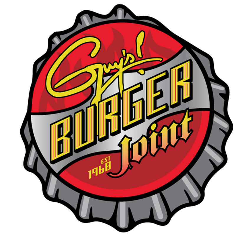 Guy Fieri's Burger Joint Logo Philadelphia Live Casino Hotel