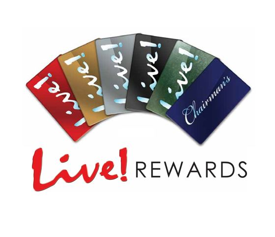 Live! Rewards